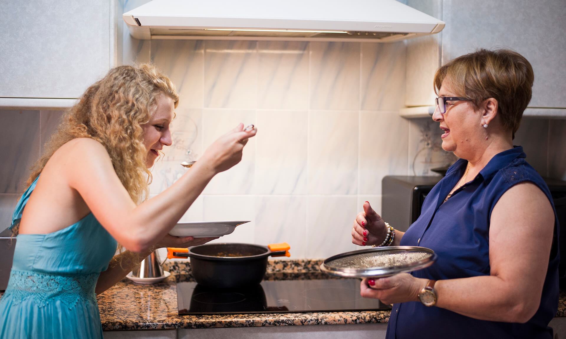 Cadiz-Familia. Cocinando 2