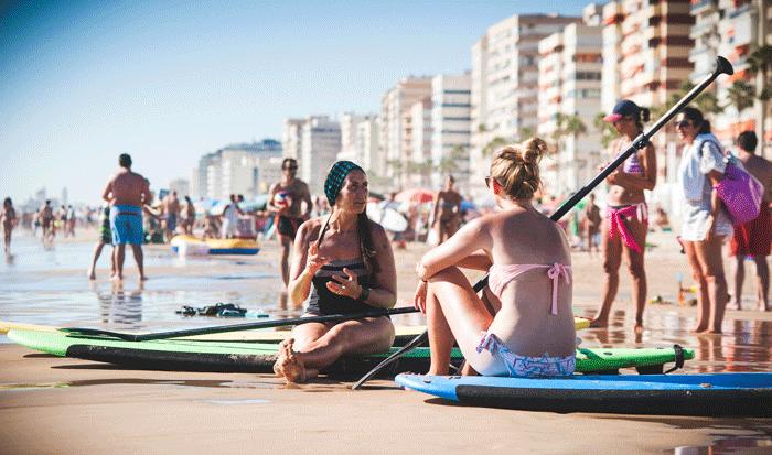 Cadiz-Paddle-surf