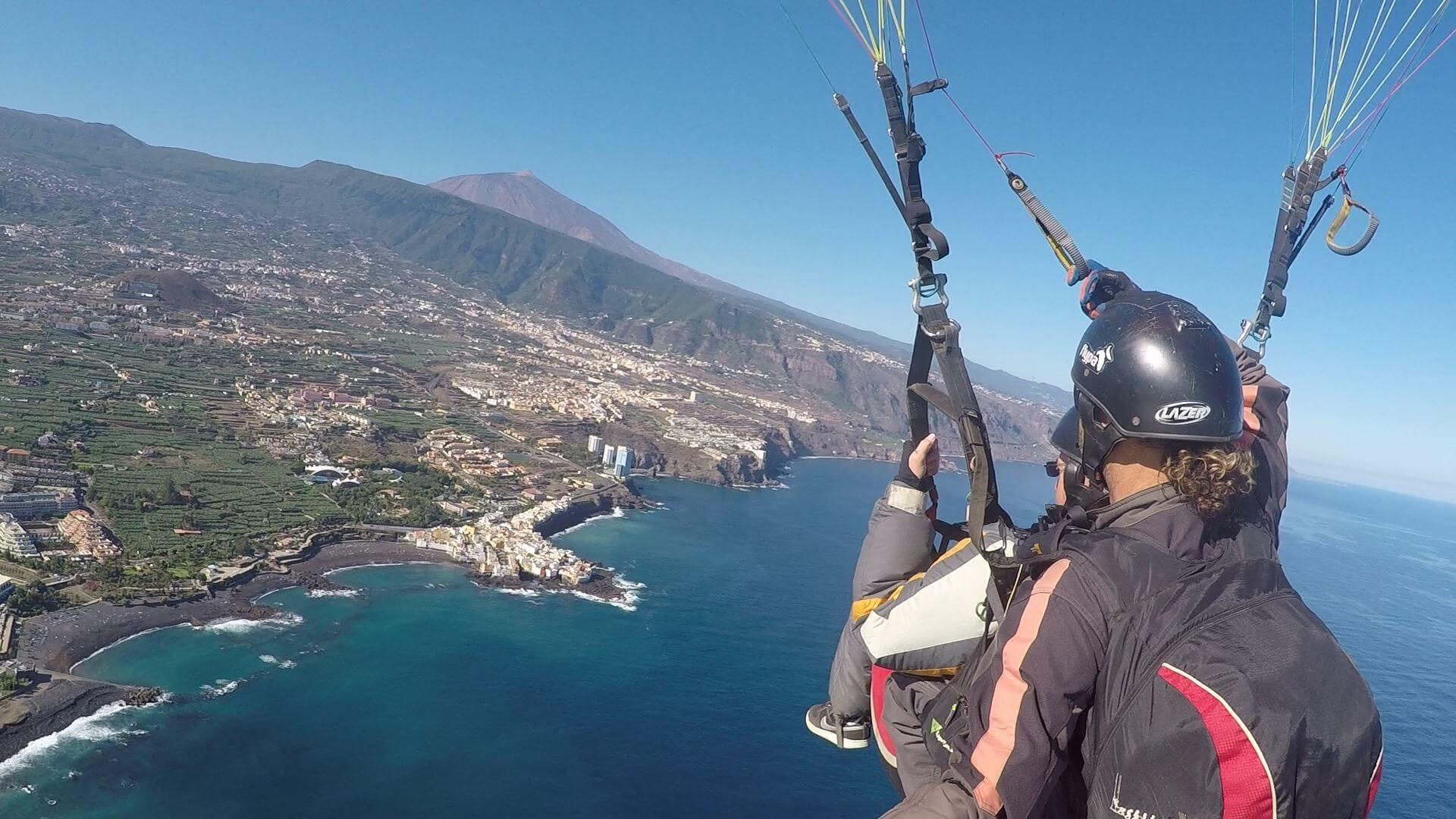 Tenerife _Spanish & Paragliding