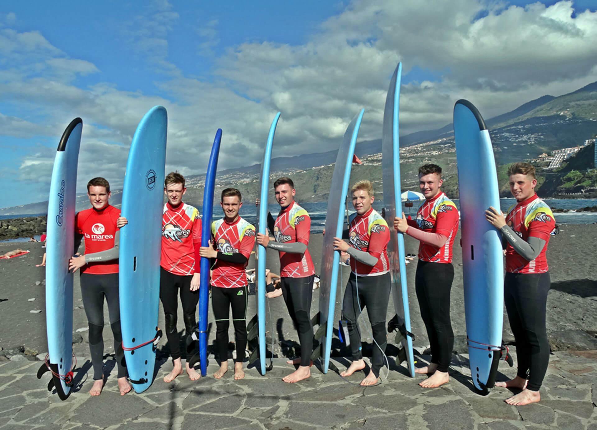 Tenerife _Surf Pureto de la Cruz