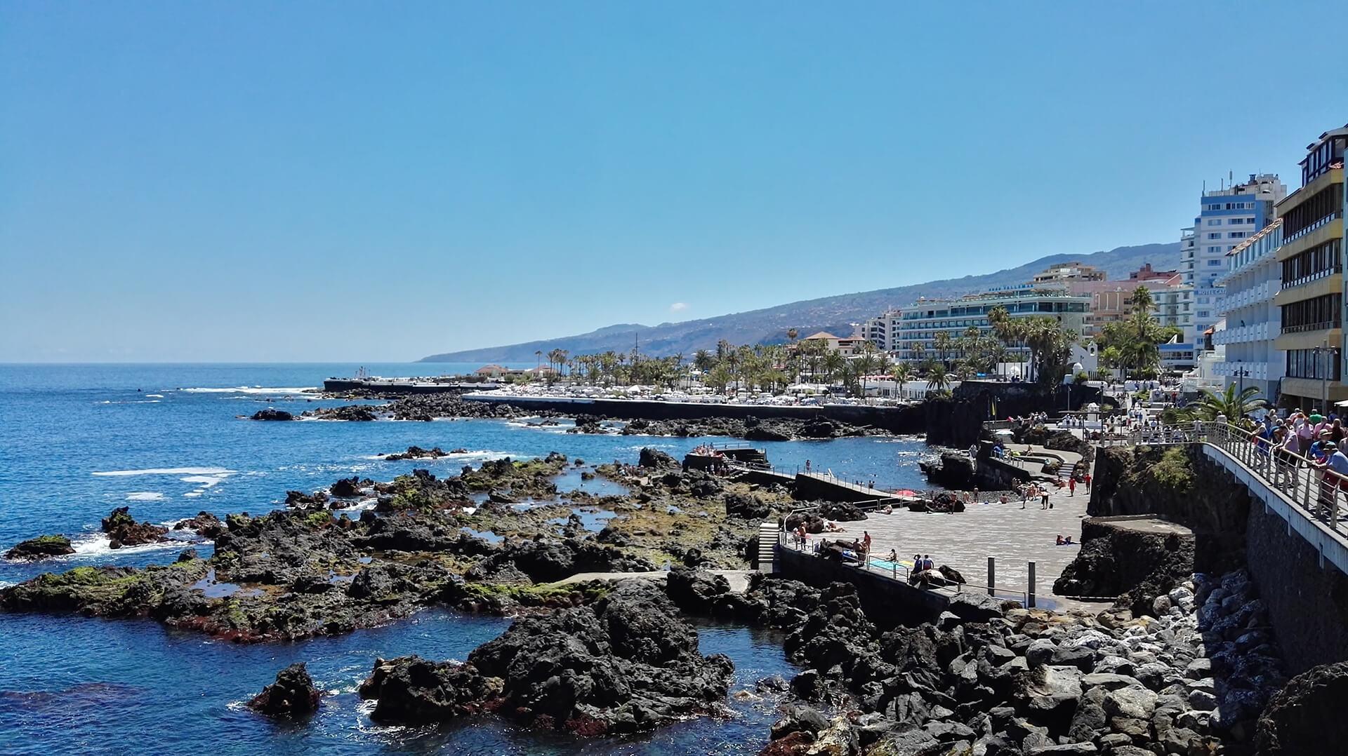 Tenerife _puertodelacruz_paseo_san_telmo