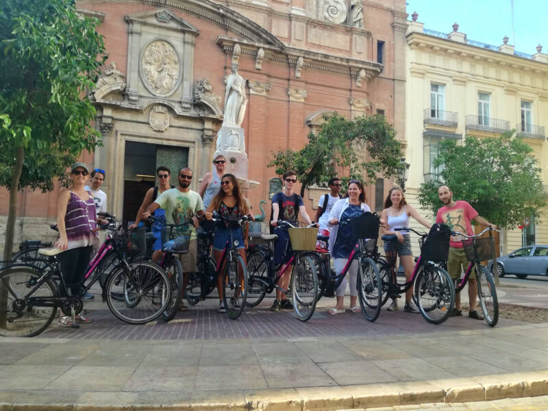 Valencia_Tour en bici
